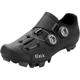 Fizik Infinito X1 MTB Schuhe Herren schwarz